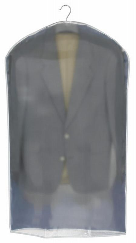 kleidersack vakuum beutel mit zip verschlu aus kunststoff ebay. Black Bedroom Furniture Sets. Home Design Ideas